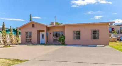 Single Family Home For Sale: 3424 Guthrie Street