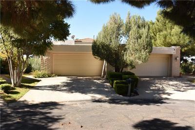 Condo/Townhouse For Sale: 5957 Mira Hermosa Drive