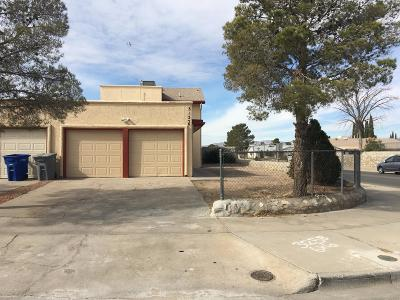 Single Family Home For Sale: 3125 Voss Drive #B