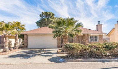 Vista Hills Single Family Home For Sale: 1856 Agua Dulce Street