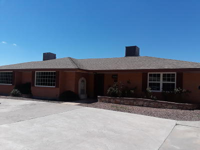 El Paso Single Family Home For Sale: 4003 Flamingo Drive