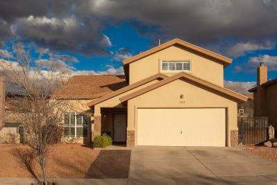 El Paso Single Family Home For Sale: 1512 John Macguire Place