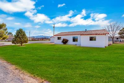 Single Family Home For Sale: 219 Ojito De Madrid