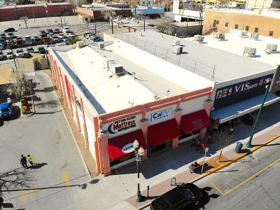 Commercial For Sale: 409 S El Paso Street