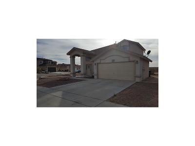 Horizon City Rental For Rent: 601 Cactus Creek Place