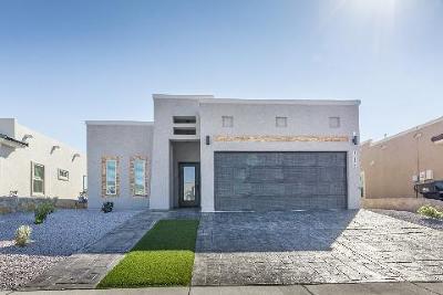 Horizon City Single Family Home For Sale: 13720 Samlesbury Avenue
