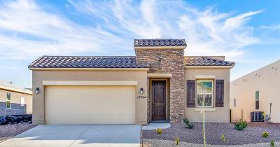 Horizon City Single Family Home For Sale: 13664 Matfen Avenue