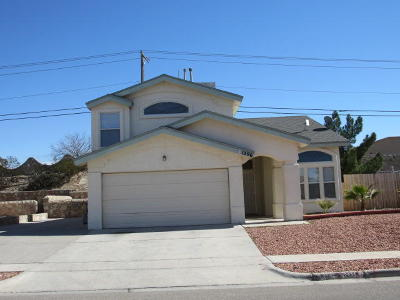 Single Family Home For Sale: 1296 Morgan Marie Street
