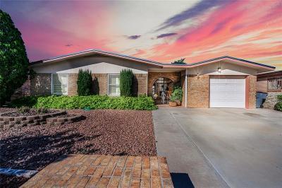 Single Family Home For Sale: 3313 Slocum Street