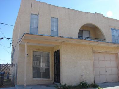 El Paso TX Single Family Home For Sale: $72,000