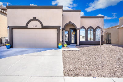 Single Family Home For Sale: 3166 Hidden Valley Drive