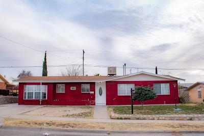 Single Family Home For Sale: 10400 Sugarberry Avenue