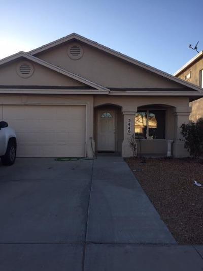 Single Family Home For Sale: 3449 Mike Godwin Drive