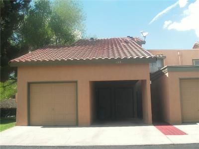 El Paso TX Condo/Townhouse For Sale: $84,000