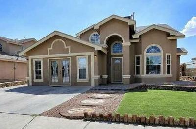 Single Family Home For Sale: 3661 Tierra Maya Drive