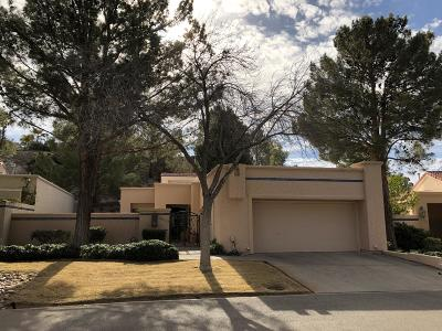 Single Family Home For Sale: 1103 Los Jardines Circle
