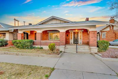 Single Family Home For Sale: 147 Porfirio Diaz Street