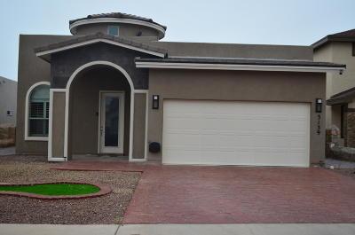 Single Family Home For Sale: 3139 Mocha Freeze