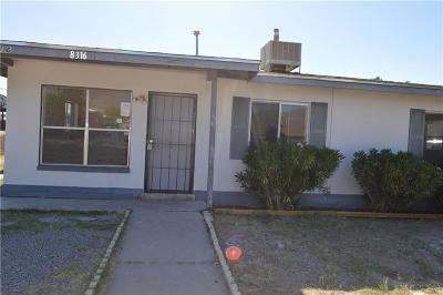 Single Family Home For Sale: 8316 Mount Baldy Drive