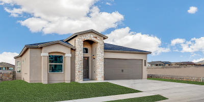 Canutillo Single Family Home For Sale: 7821 Enchanted View Drive