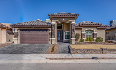 Single Family Home For Sale: 14233 Coyote Hill Lane