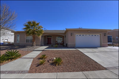 Single Family Home For Sale: 6508 Wind Ridge Drive