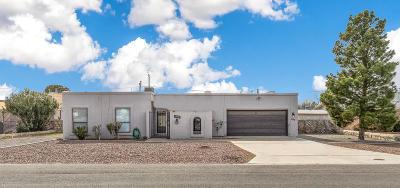 El Paso Single Family Home For Sale: 200 Calle Olaso Drive