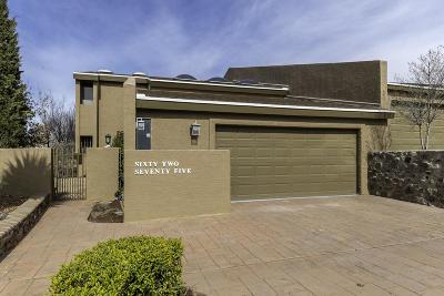 El Paso Single Family Home For Sale: 6275 Los Robles Drive
