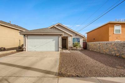 Single Family Home For Sale: 1098 Oscar Chacon