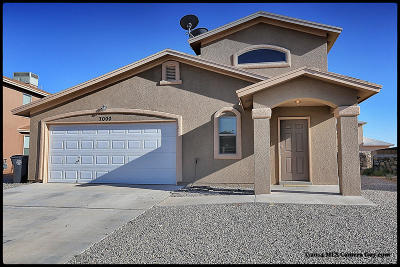 El Paso TX Single Family Home For Sale: $124,777