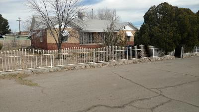 El Paso TX Single Family Home For Sale: $99,000