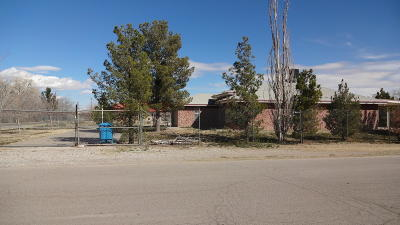 El Paso Single Family Home For Sale: 200 Sun Park Road