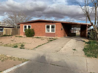 Single Family Home For Sale: 8826 Mount Elbert Drive