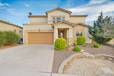 El Paso Single Family Home For Sale: 7220 Longspur Drive