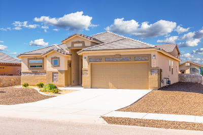 Single Family Home For Sale: 7838 Enchanted Cliff Drive