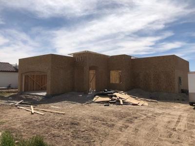 El Paso Single Family Home For Sale: 6037 Vicente Gomez Lane