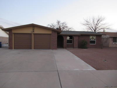 Single Family Home For Sale: 10932 Cardigan Drive