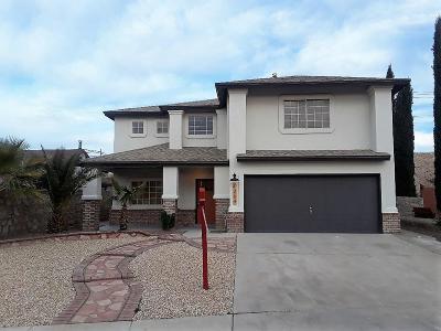 El Paso TX Single Family Home For Sale: $199,950