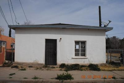 El Paso Single Family Home For Sale: 8831 Old County Drive