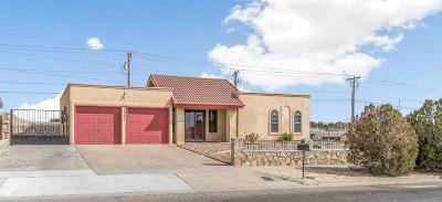 El Paso TX Single Family Home For Sale: $135,000