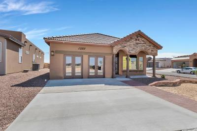 El Paso TX Single Family Home For Sale: $166,450