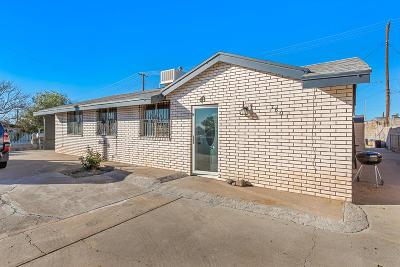 El Paso Rental For Rent: 7801 Corozal Drive