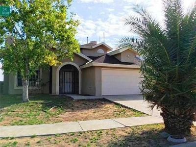 El Paso Rental For Rent: 11132 Loma De Color Drive