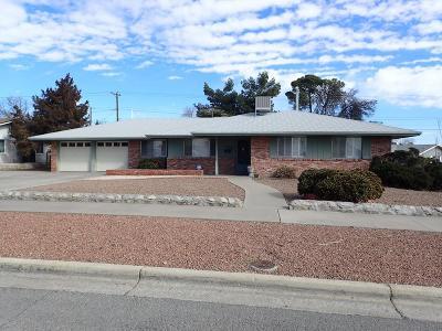 El Paso Rental For Rent: 10017 Album Avenue