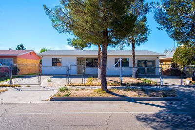 El Paso Single Family Home For Sale: 224 Caribe Circle