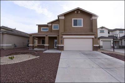 El Paso Rental For Rent: 14568 Meadow Lawn