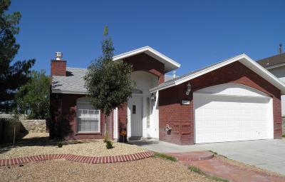 El Paso Rental For Rent: 3149 Royal Jewel Street