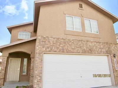 El Paso Rental For Rent: 12352 Tierra Alaska Avenue