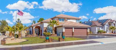 Horizon City Single Family Home For Sale: 13003 Emerald Springs Lane