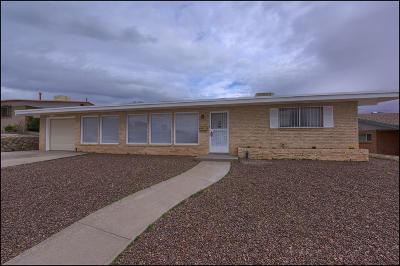 Single Family Home For Sale: 6415 Morningside Circle